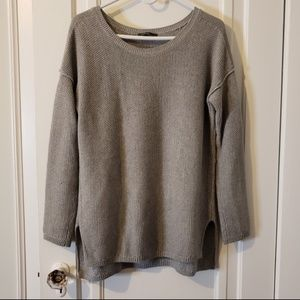 Vince Gray Sweater Size S